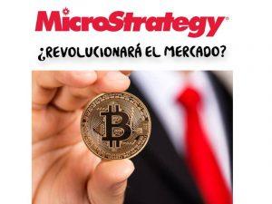 MicroStrategy invierte en bitcoin