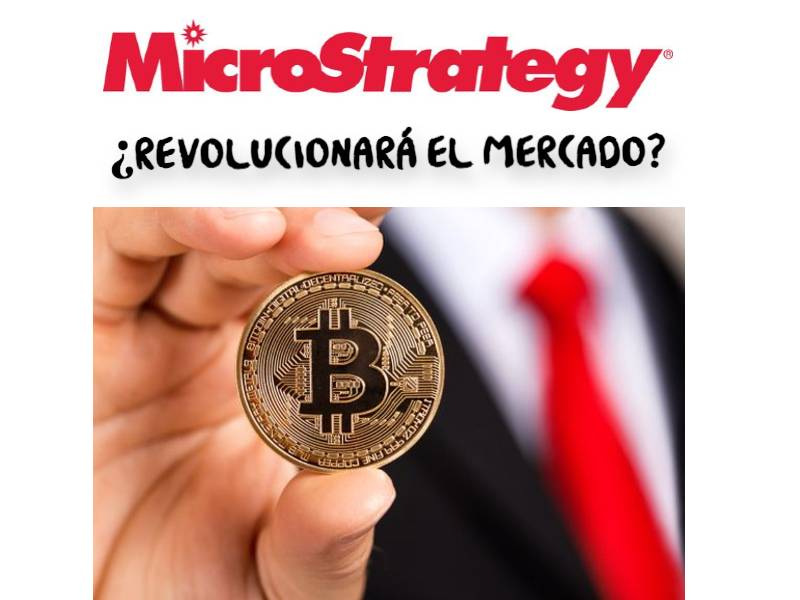 MicroStrategy invierte en bitcoin
