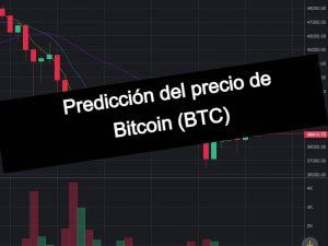Prediccion del precio de Bitcoin