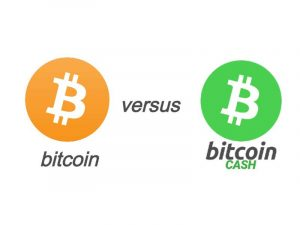 Bitcoin Cash (BCH) vs. Bitcoin (BTC). ¿Cuál es
