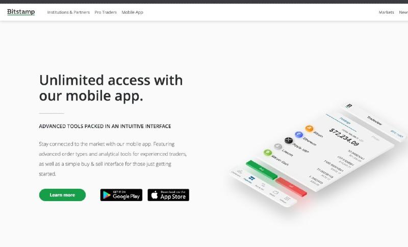 bitstamp_exchange_app_como_funciona