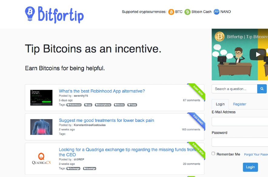 ganar bitcoin online
