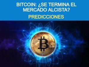 Predicción del precio del Bitcoin