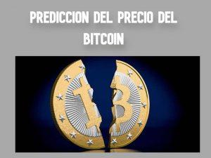 prediccion precio bitcoin
