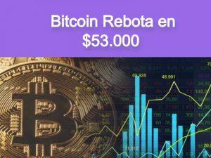 Bitcoin (BTC/USD) rebota desde el soporte de 200
