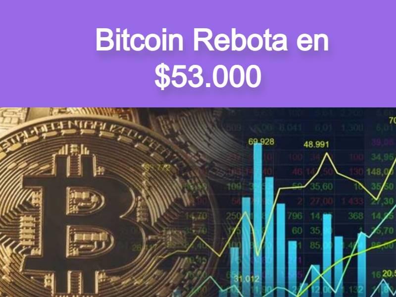 El rebote de Bitcoin