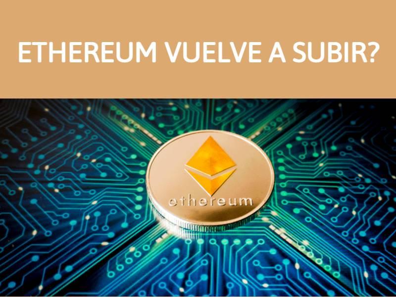 precio ethereum tendencias