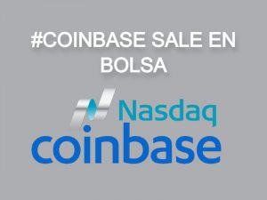Coinbase llega a Wall Street y ocupa el octavo