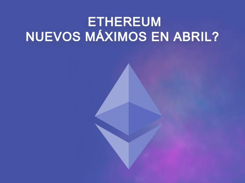 ethereum prediccion precio abril