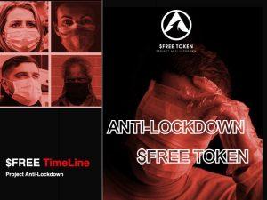 ¿Qué es ANTI-LOCKDOWN y el token $FREE?