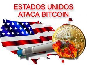 estados unidos ataca bitcoin