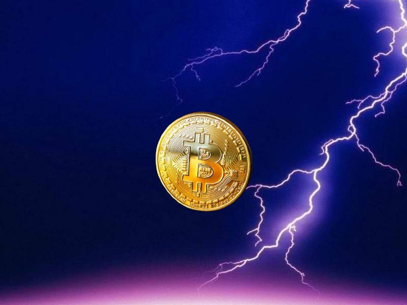 la red Lightning bitcoin