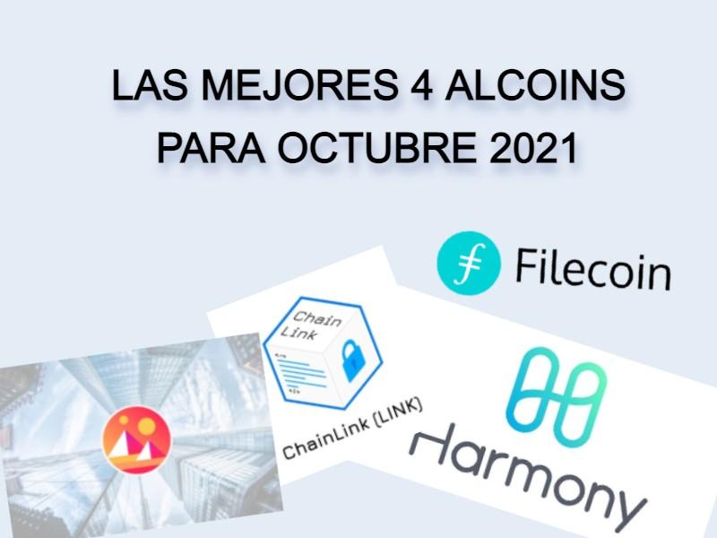 mejores altcoins octubre 2021
